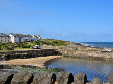 Harbourside - Craster (CN098)