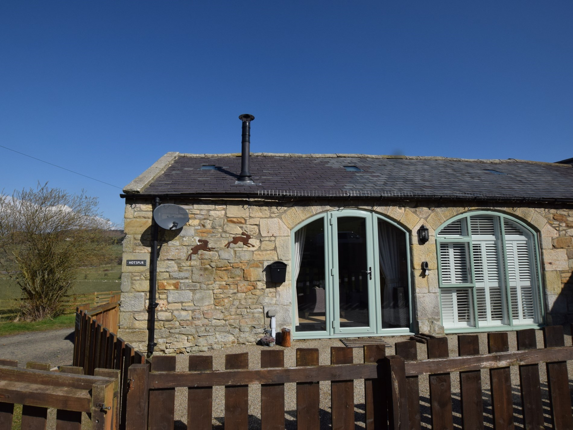 1 Bedroom Cottage in Rothbury, Northumbria