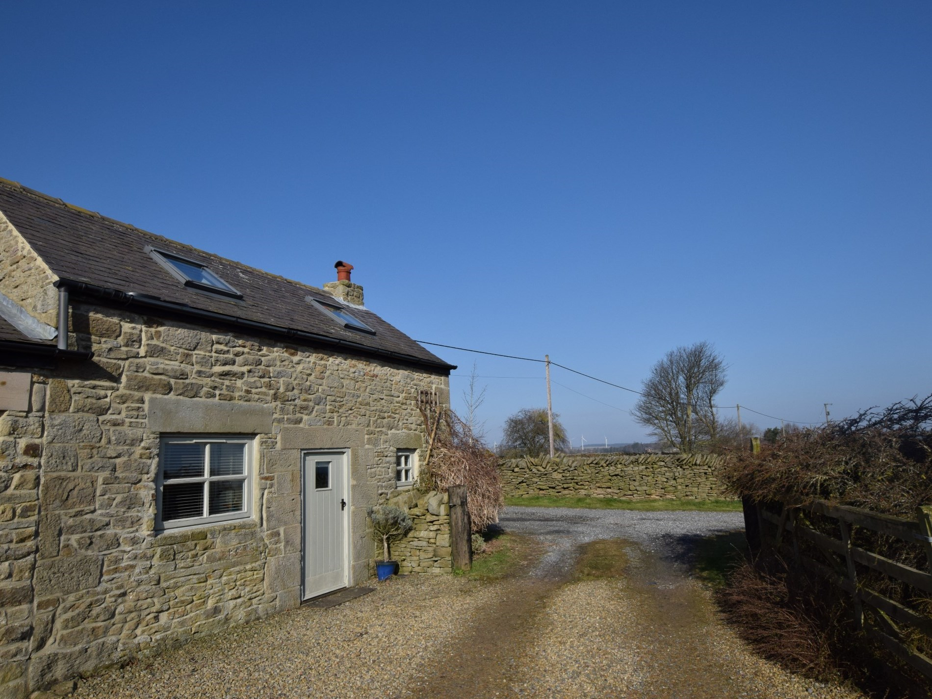1 Bedroom Cottage in Consett, Northumbria