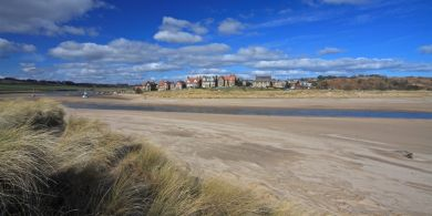 Rose Cottage - Alnmouth (CN157)