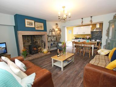 Rosy Cottage - Beadnell (CN159)