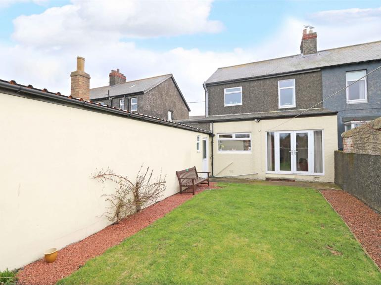 Traditional property with lovely sized garden