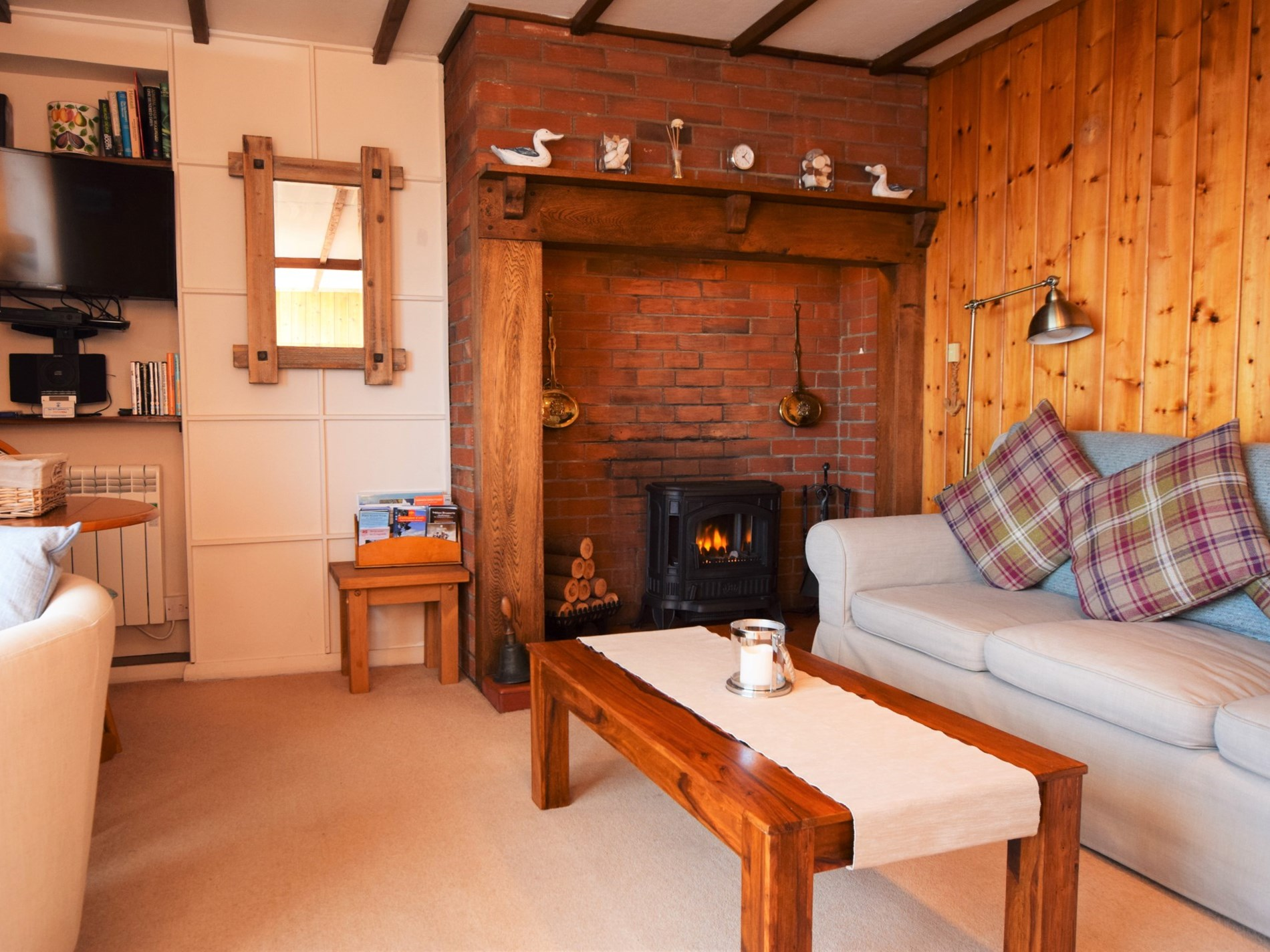 1 Bedroom Cottage in Northumberland, Northumbria