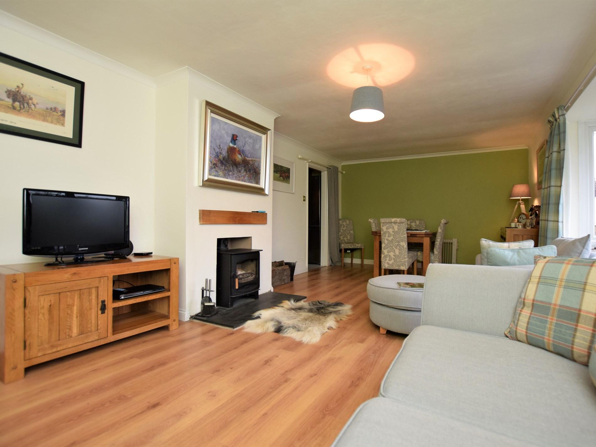 2 Bedroom Cottage in Dulverton, Dorset and Somerset