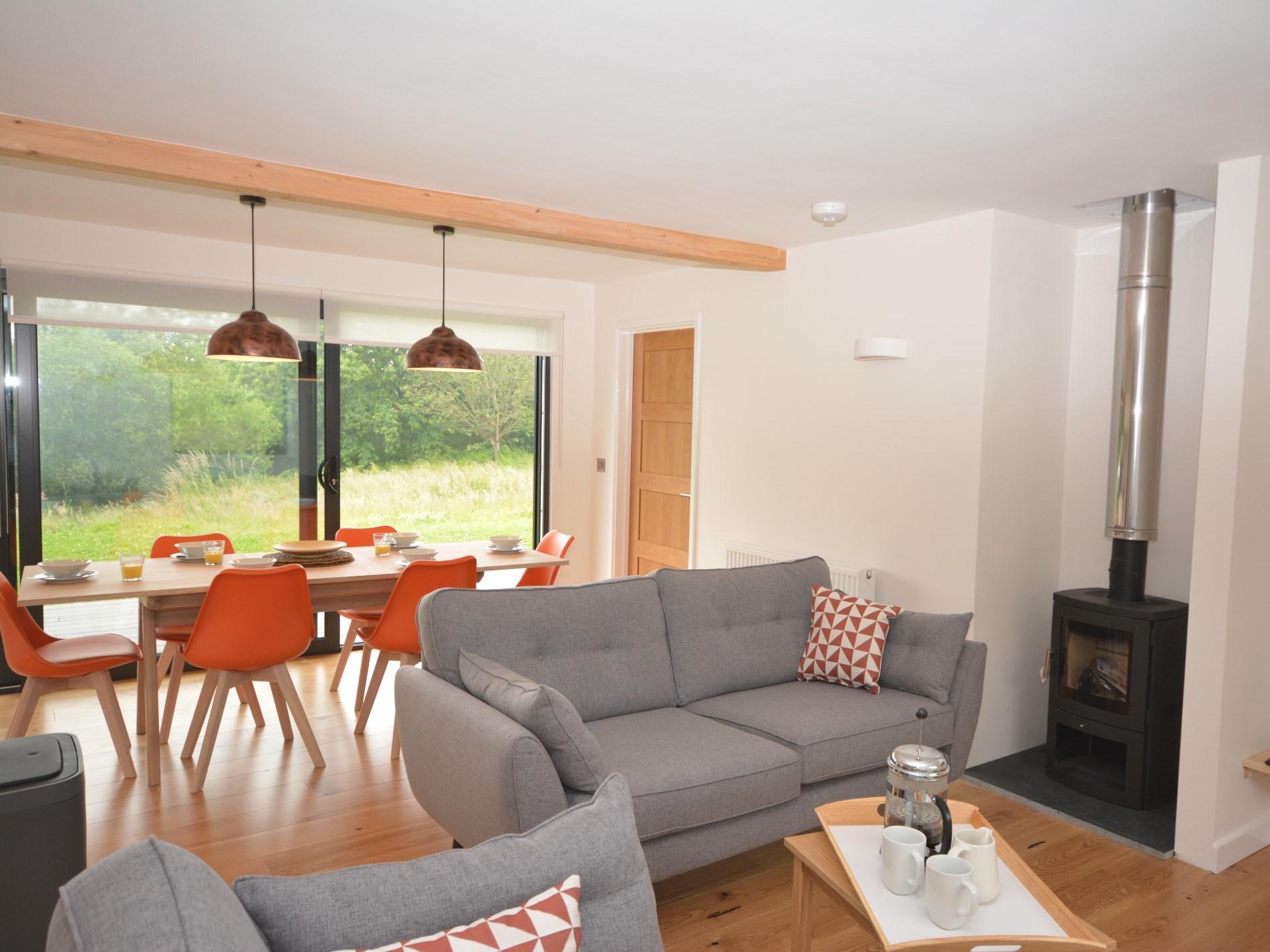 3 Bedroom Log Cabin in Mid and East Devon, Devon