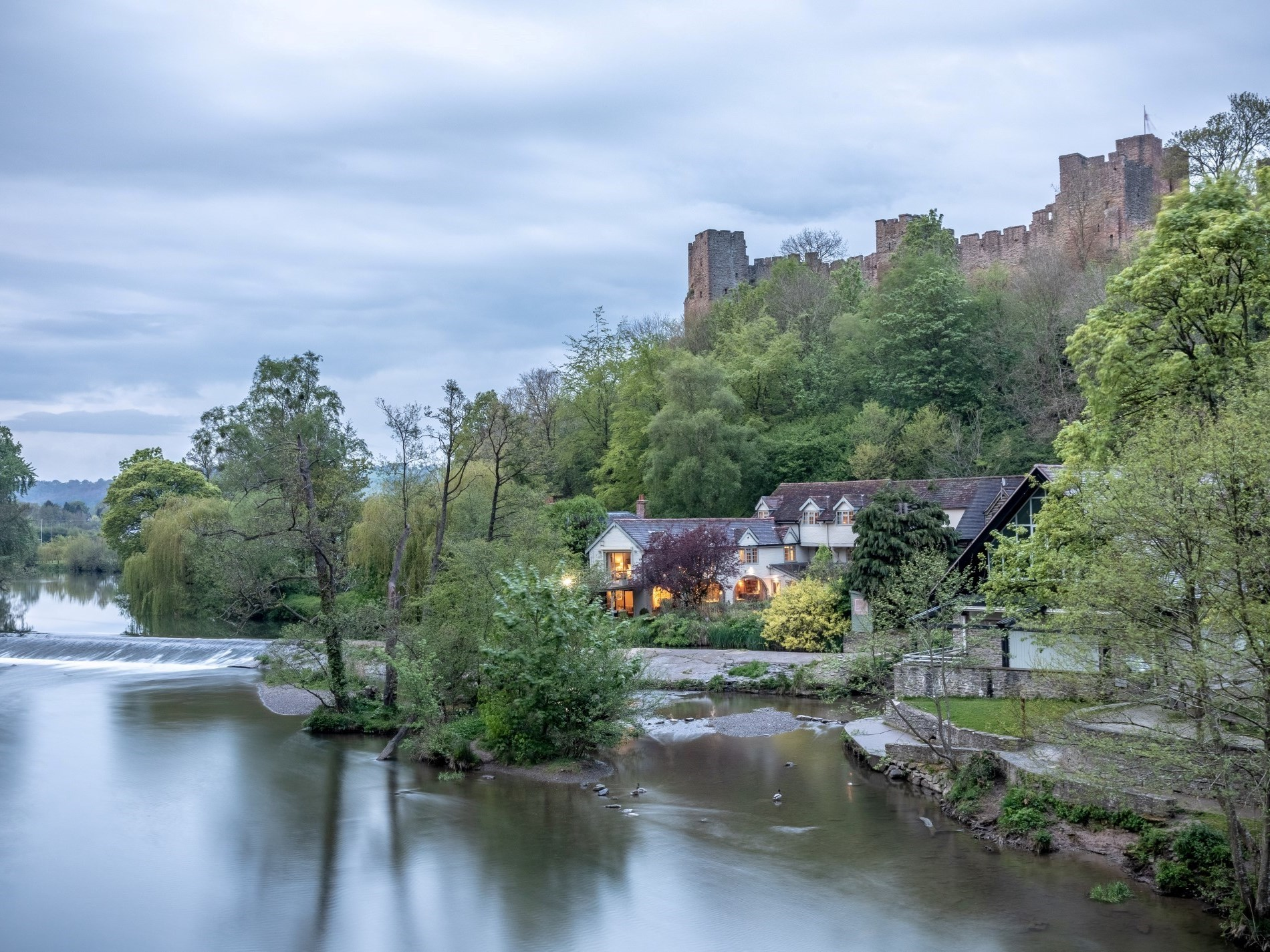 6 Bedroom Cottage in Ludlow, Heart of England