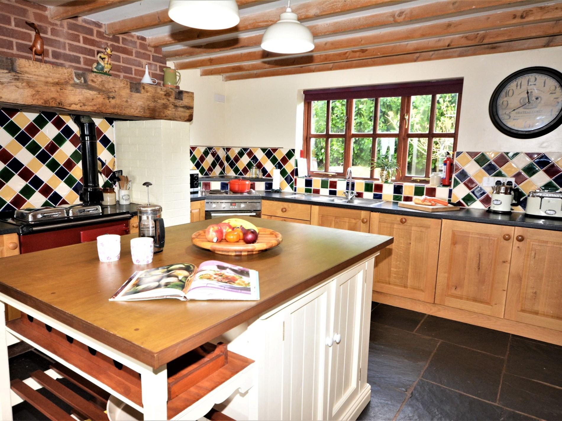 4 Bedroom Cottage in Tiverton, Devon
