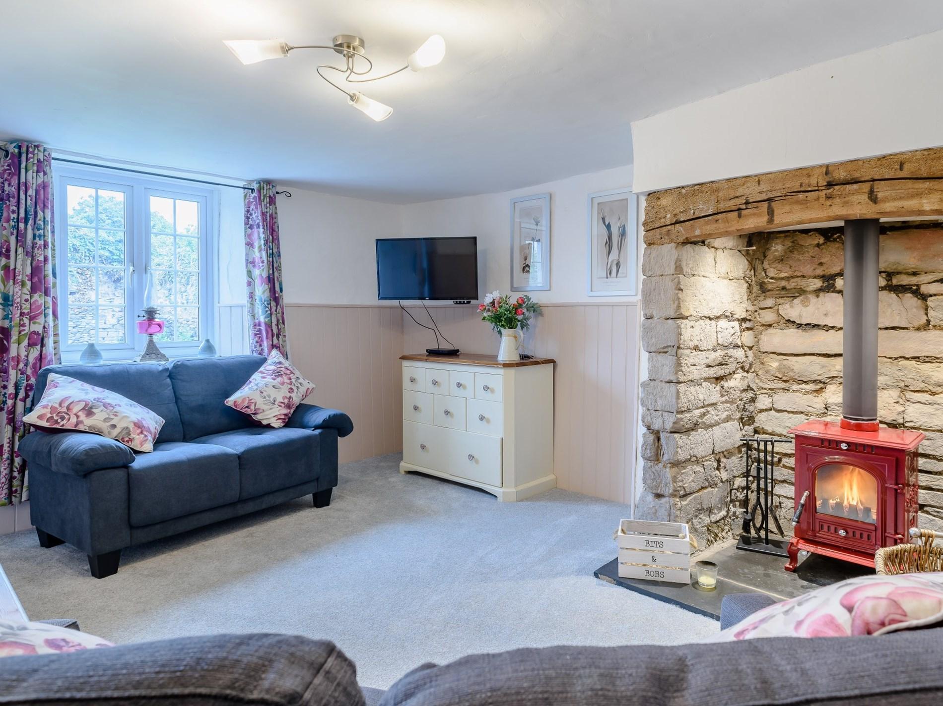 2 Bedroom Cottage in South Molton, Devon