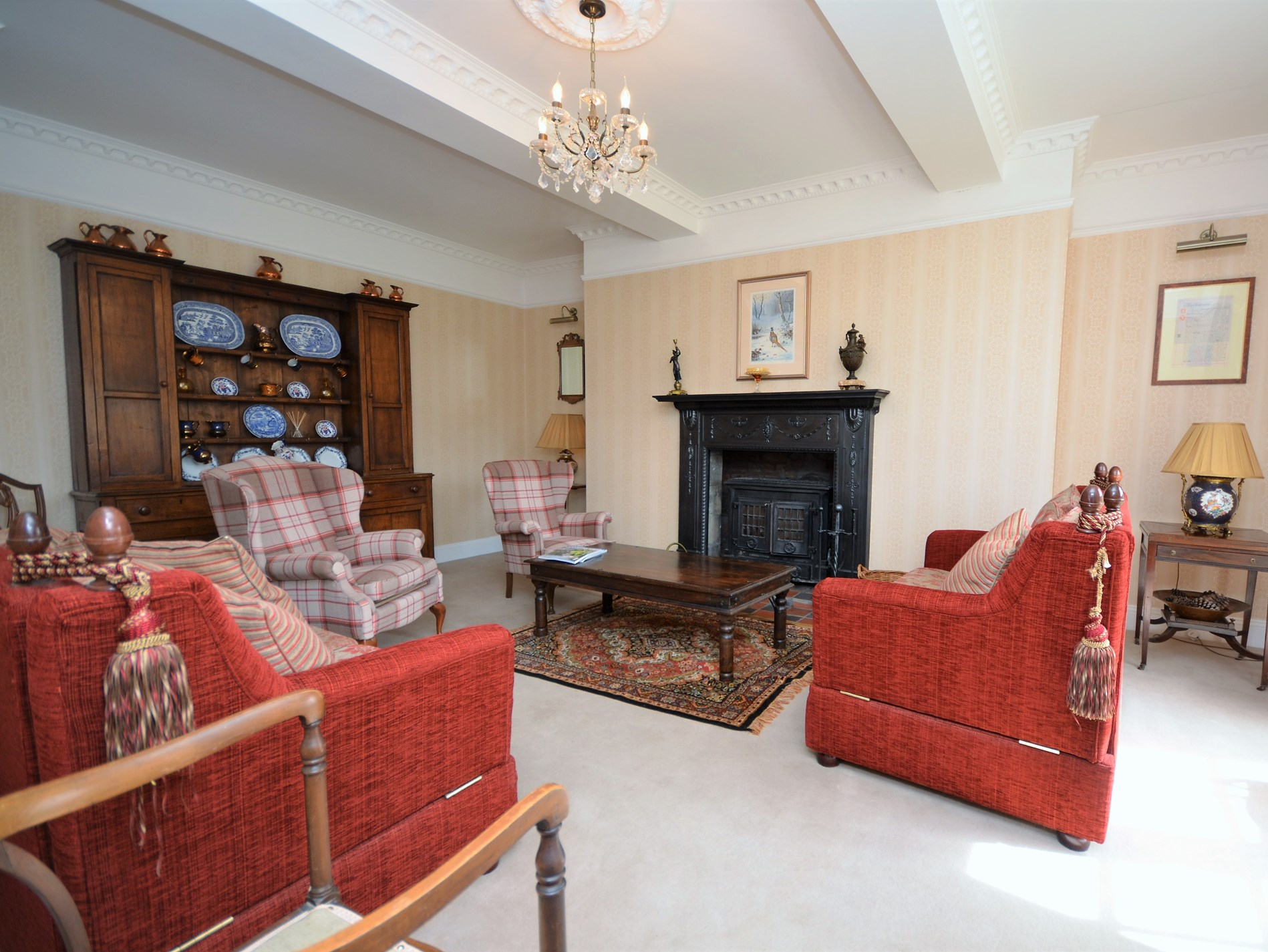 5 Bedroom Cottage in Newtown, Mid Wales