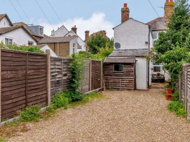 Fishermans Cottage - Whitstable (60396)