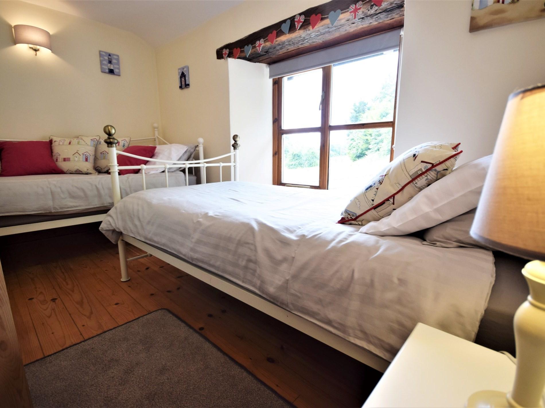 3 Bedroom Barn in North Devon, Devon
