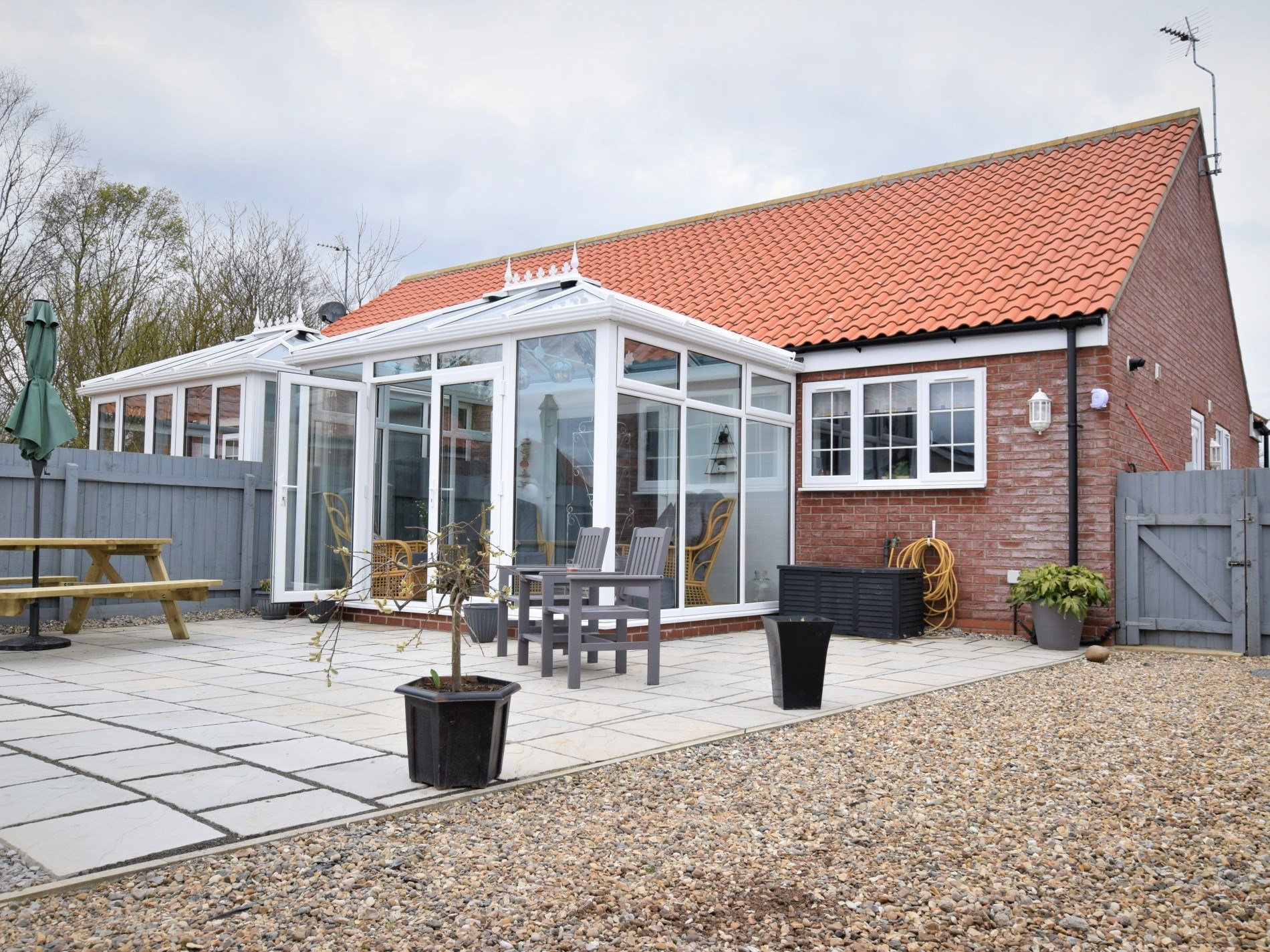 2 Bedroom Bungalow in East Riding, North York Moors and Coast