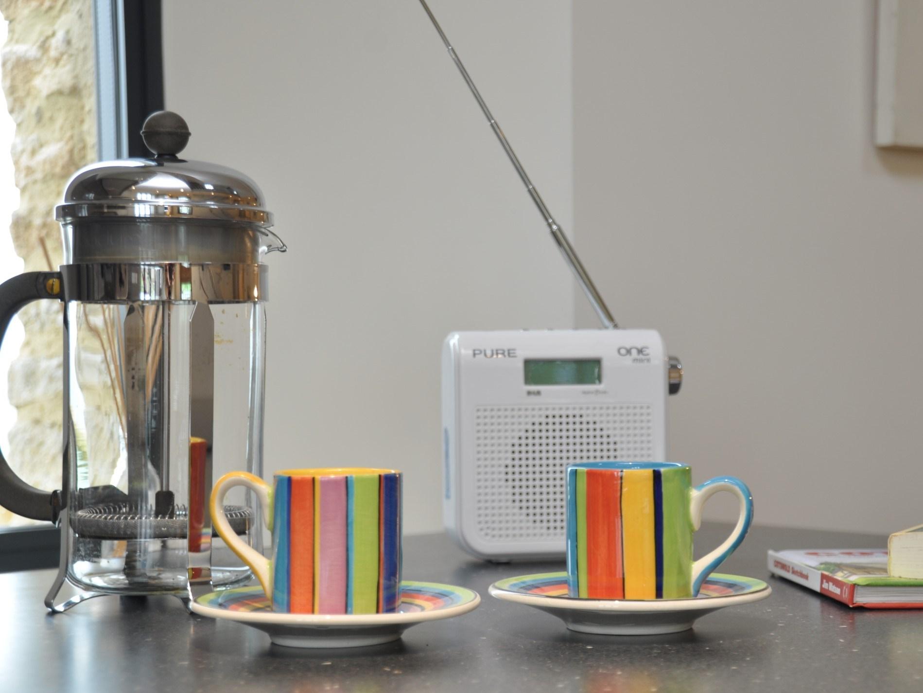 Morning coffee