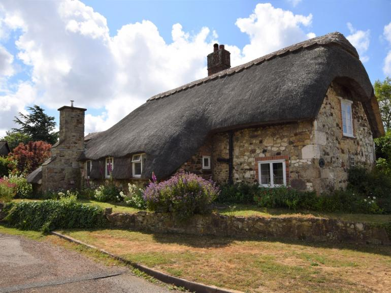 A picture perfect grade II listed cottage