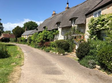 Dove Cottage - Calbourne (IC040)