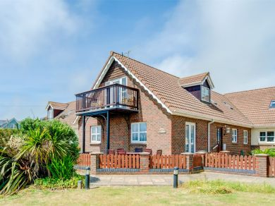 Seabreeze Cottage - Brighstone (IC115)
