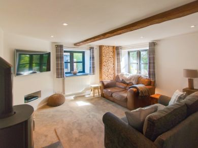 The Hayloft Cottage - Godshill (IC149)