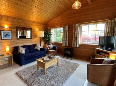 Ridgeway Log Cabin (61027)