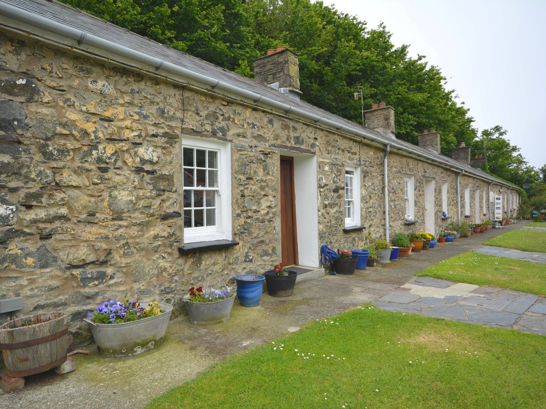 1 Bedroom Cottage in Haverfordwest, Mid Wales