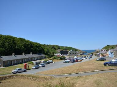 The Street At Porthgain (61170)