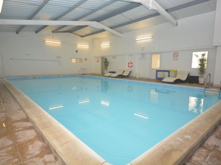 Shared on-site swimming pool