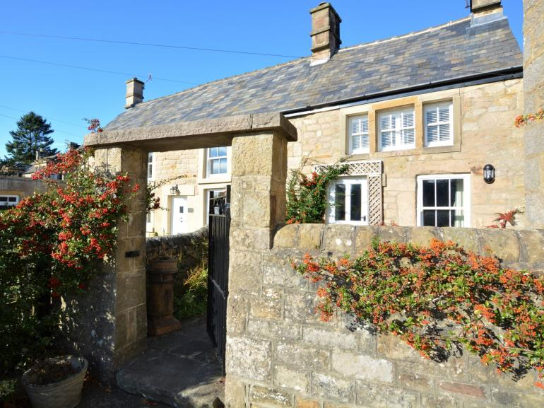 A charming country cottage