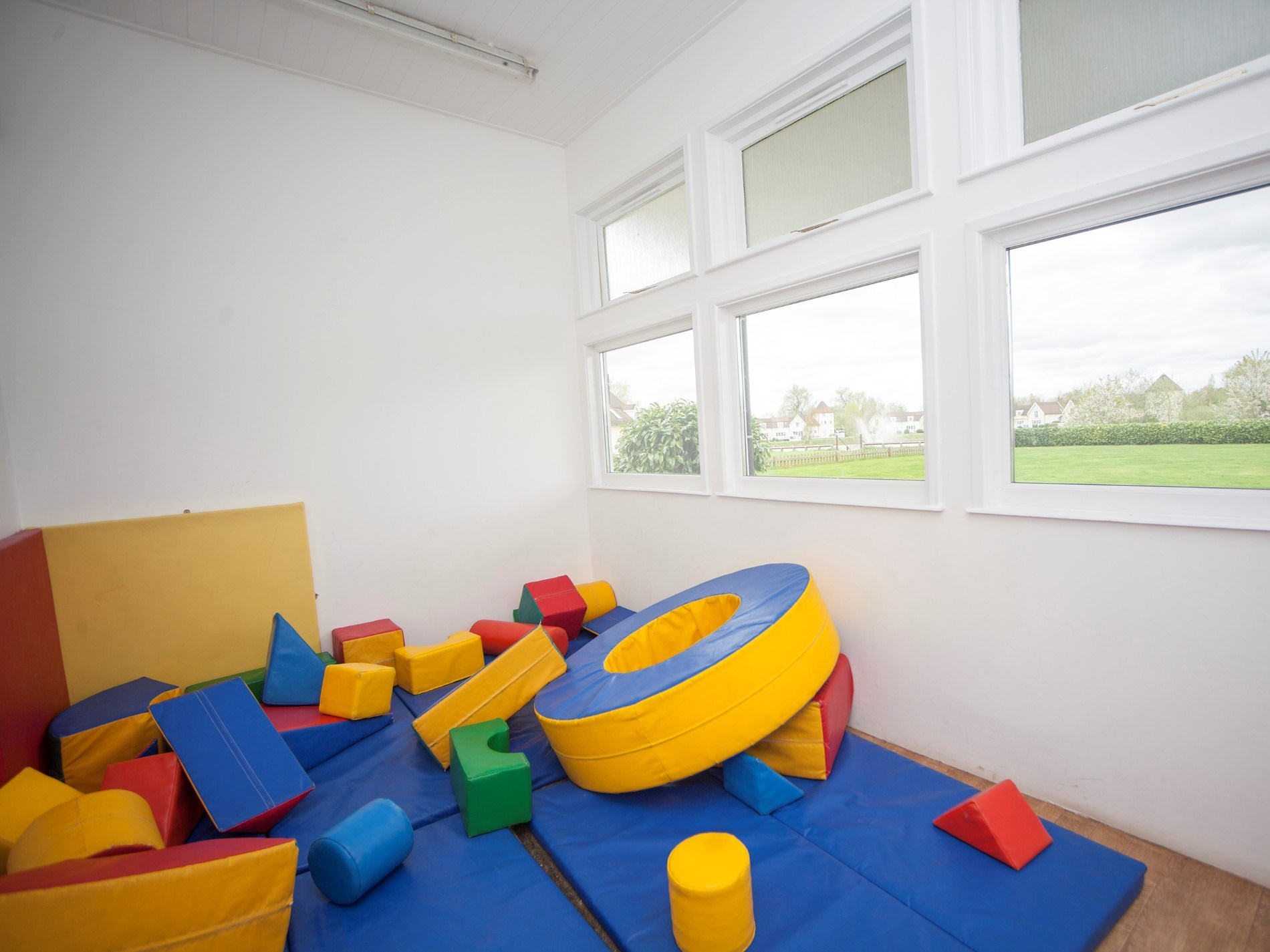 Childrens play areas