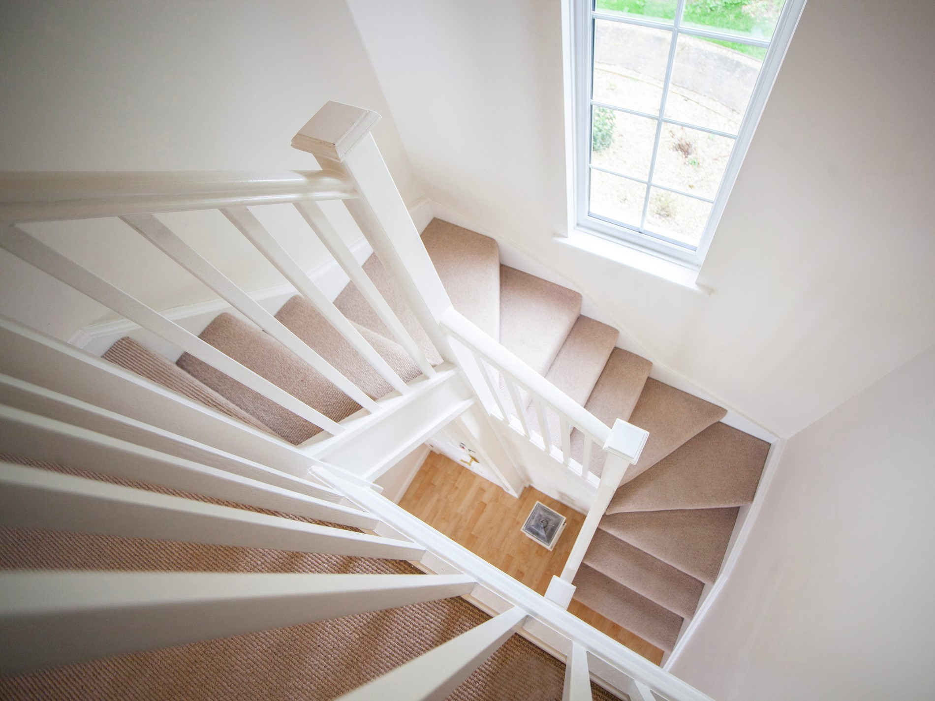 Propert y staircase
