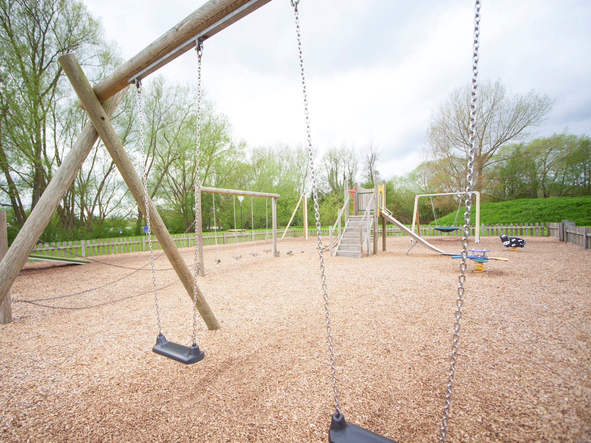 Childrens outdoor play facilities