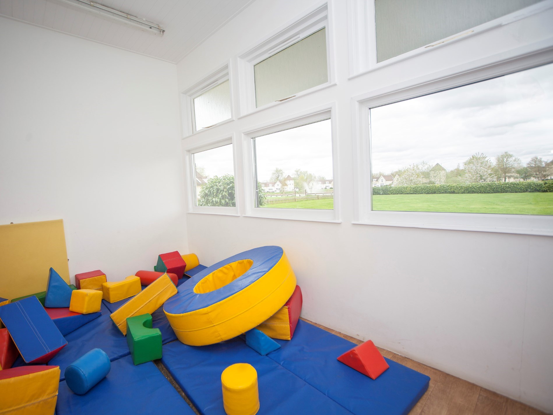 Childrens play facilities