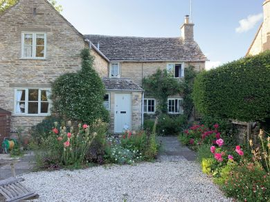 Rose Cottage - Eastleach (HIC05)