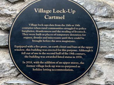 Cartmel Jail (61953)