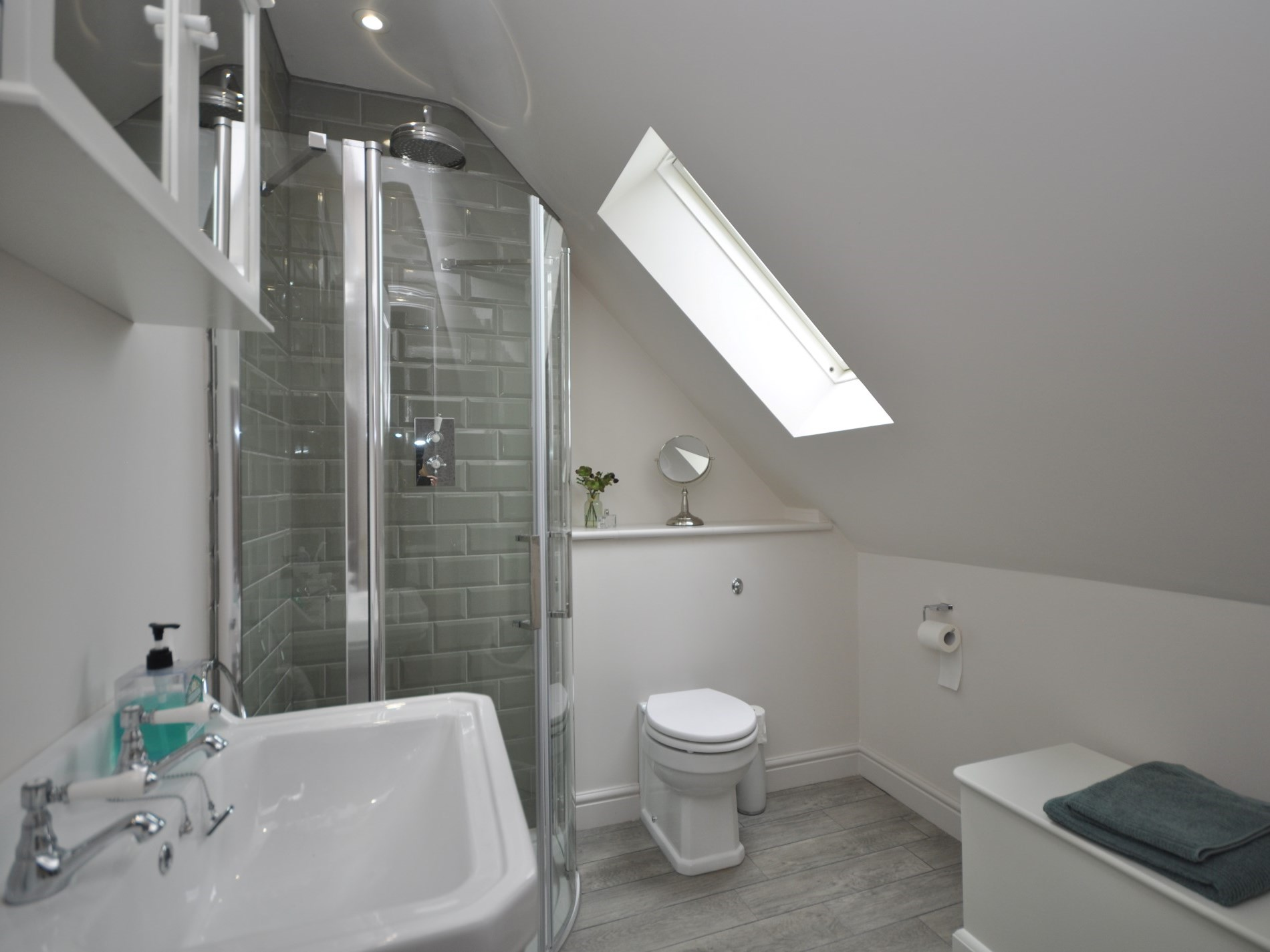 En-suite to the master bedroom