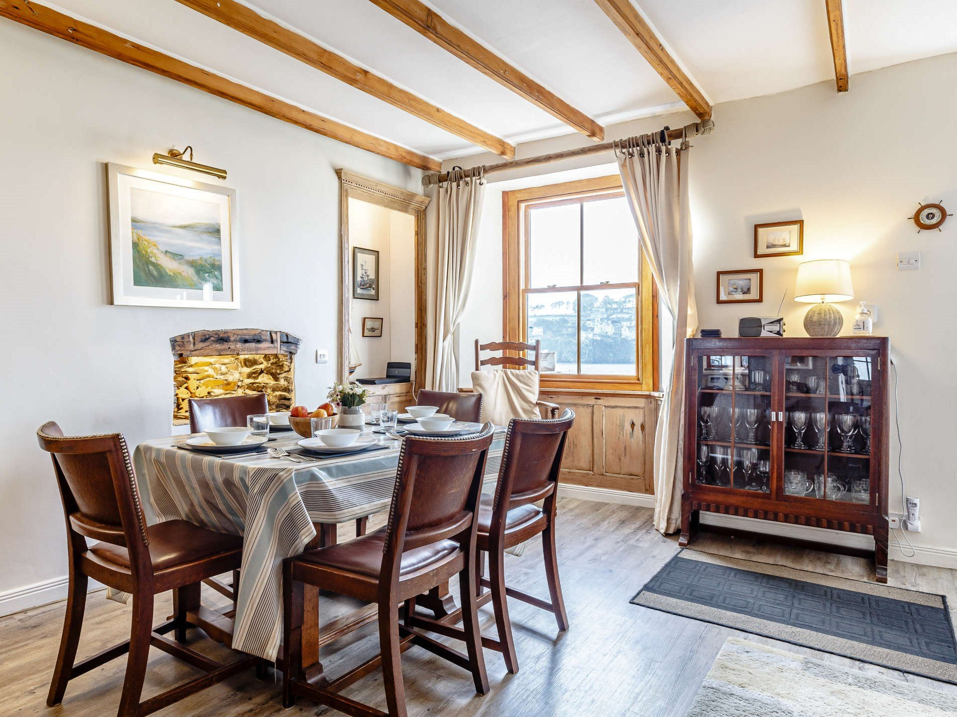 4 Bedroom Cottage in South Cornwall, Cornwall