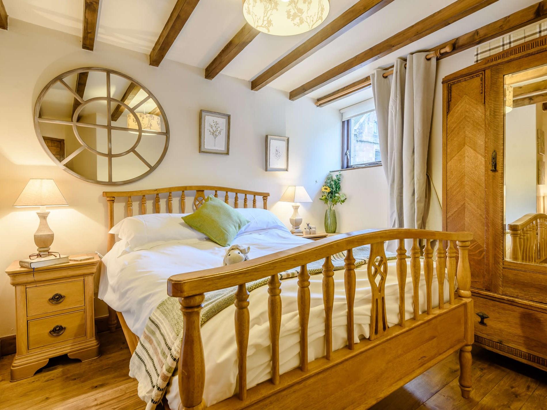 2 Bedroom Barn in Derbyshire, Peak District