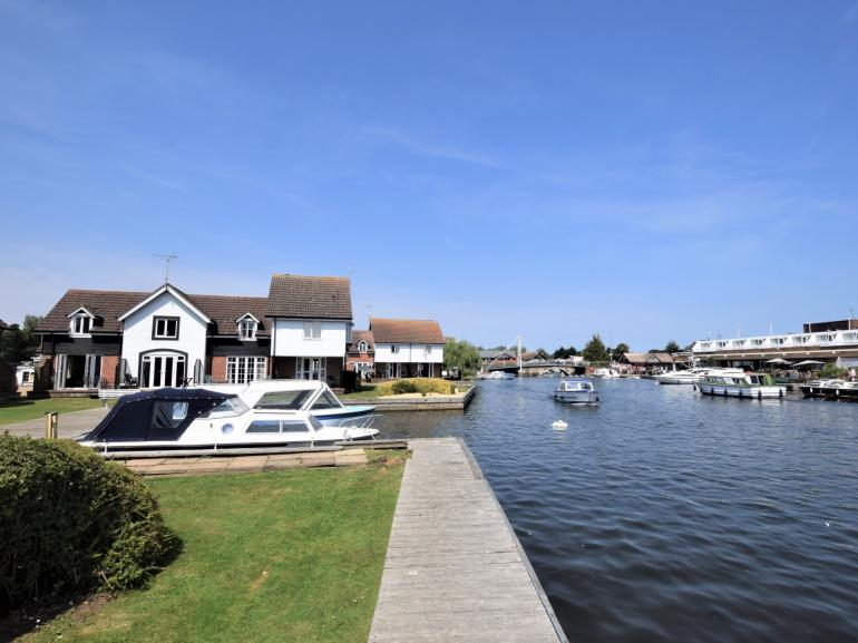 Situated in the heart of the Norfolk Broads