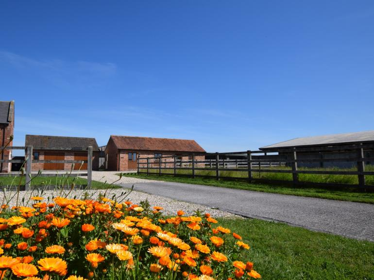 This beautful barn conversion set in idyllic countryside