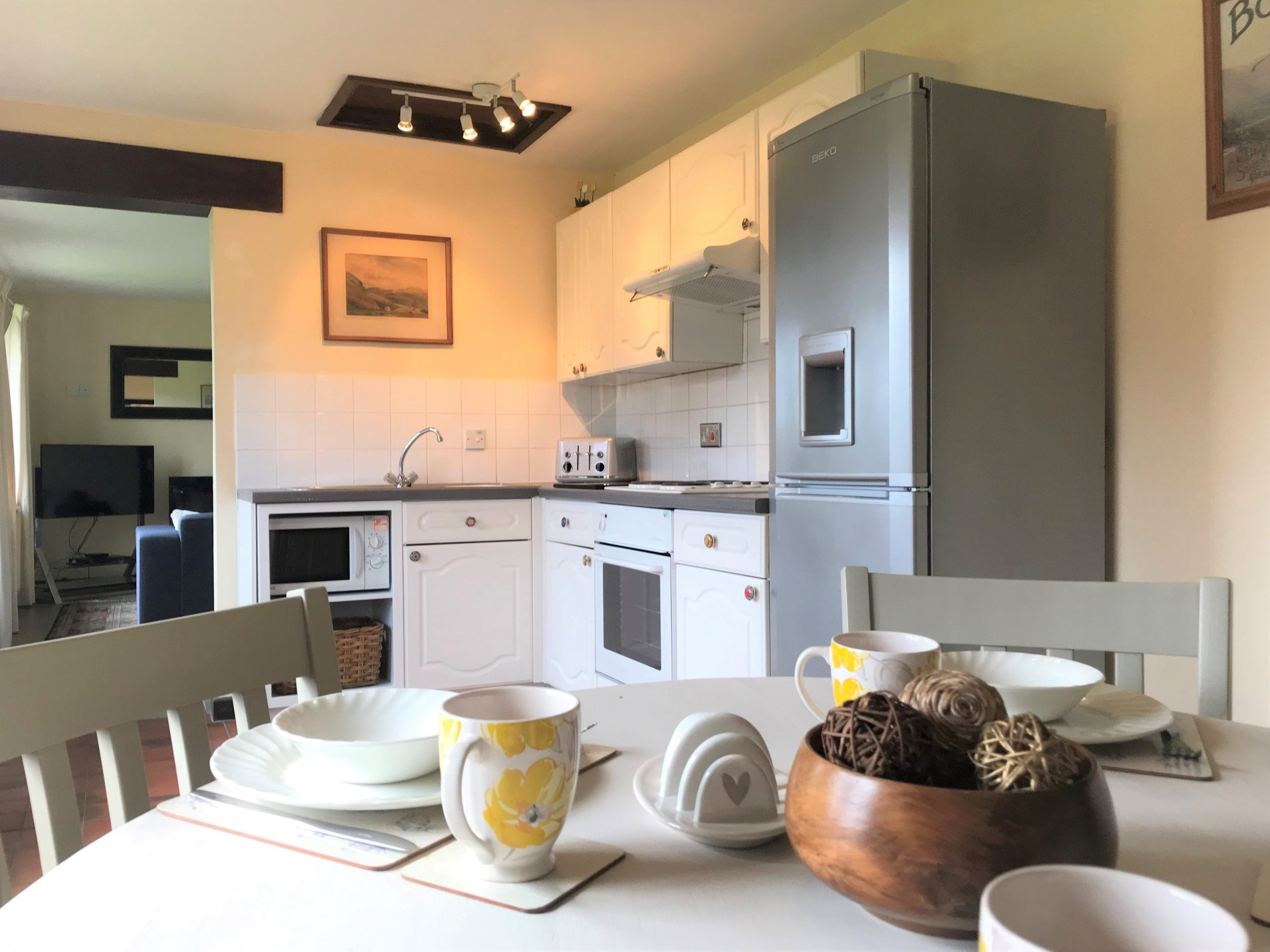 2 Bedroom House in Mid Wales, Mid Wales