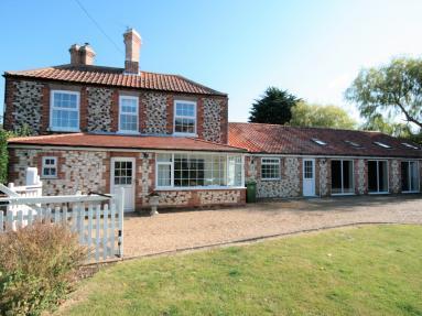 Calendar Cottage - Norfolk (KT028)