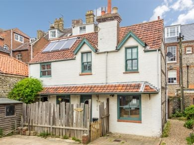 Crescent Cottage - Norfolk (KT049)