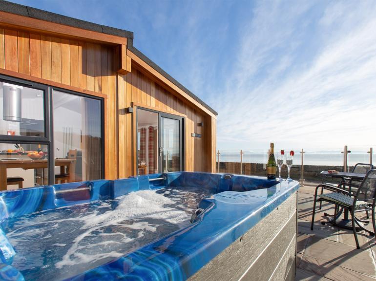 A perfect romantic retreat