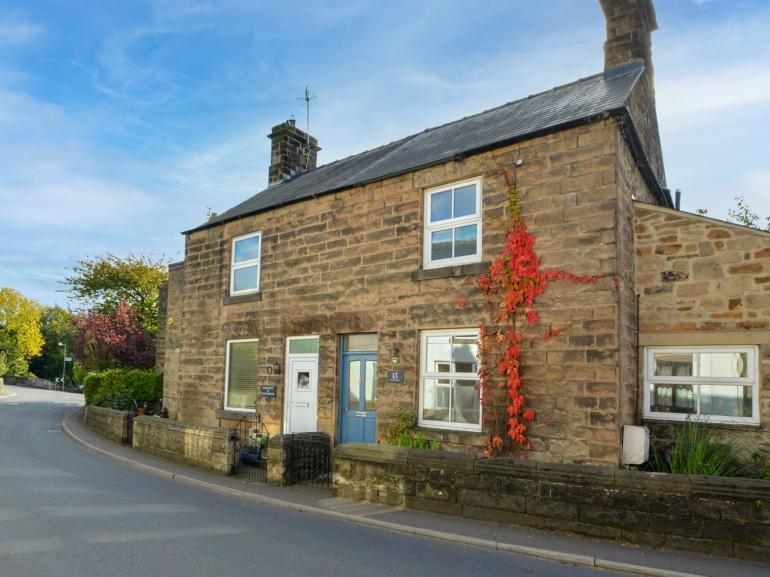 Traditional stone cottage with character