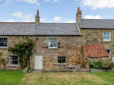 Fisher's Cottage - Beadnell (66483)