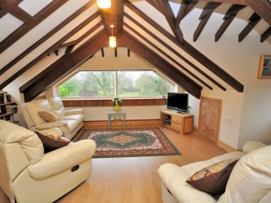 Quarr Barn Loft (QUARL)
