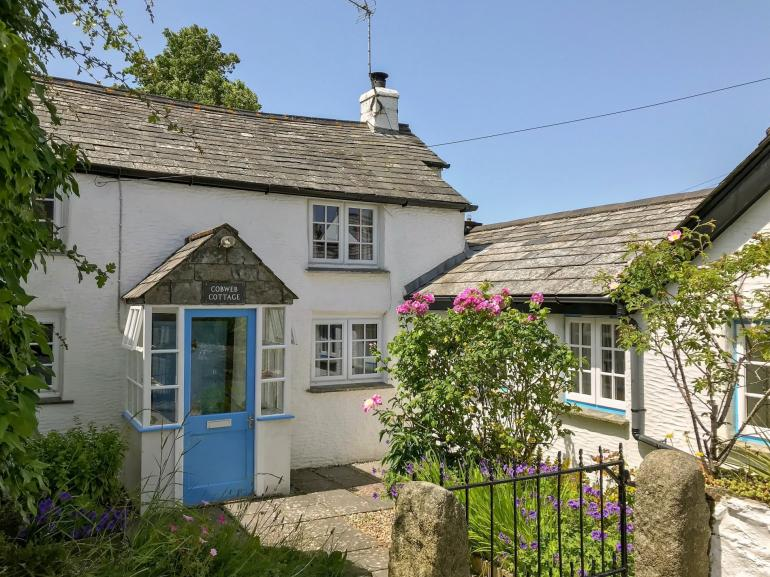 View of this delightful cottage