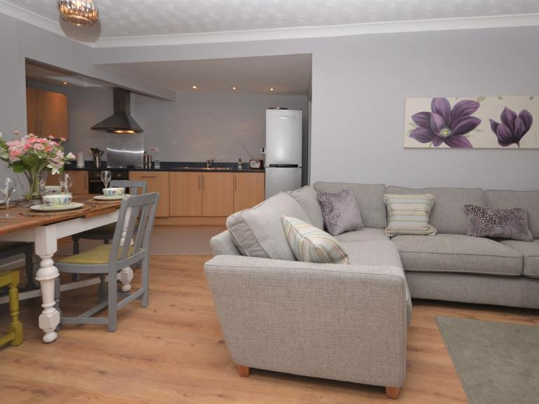 Beautiful single storey accommodation