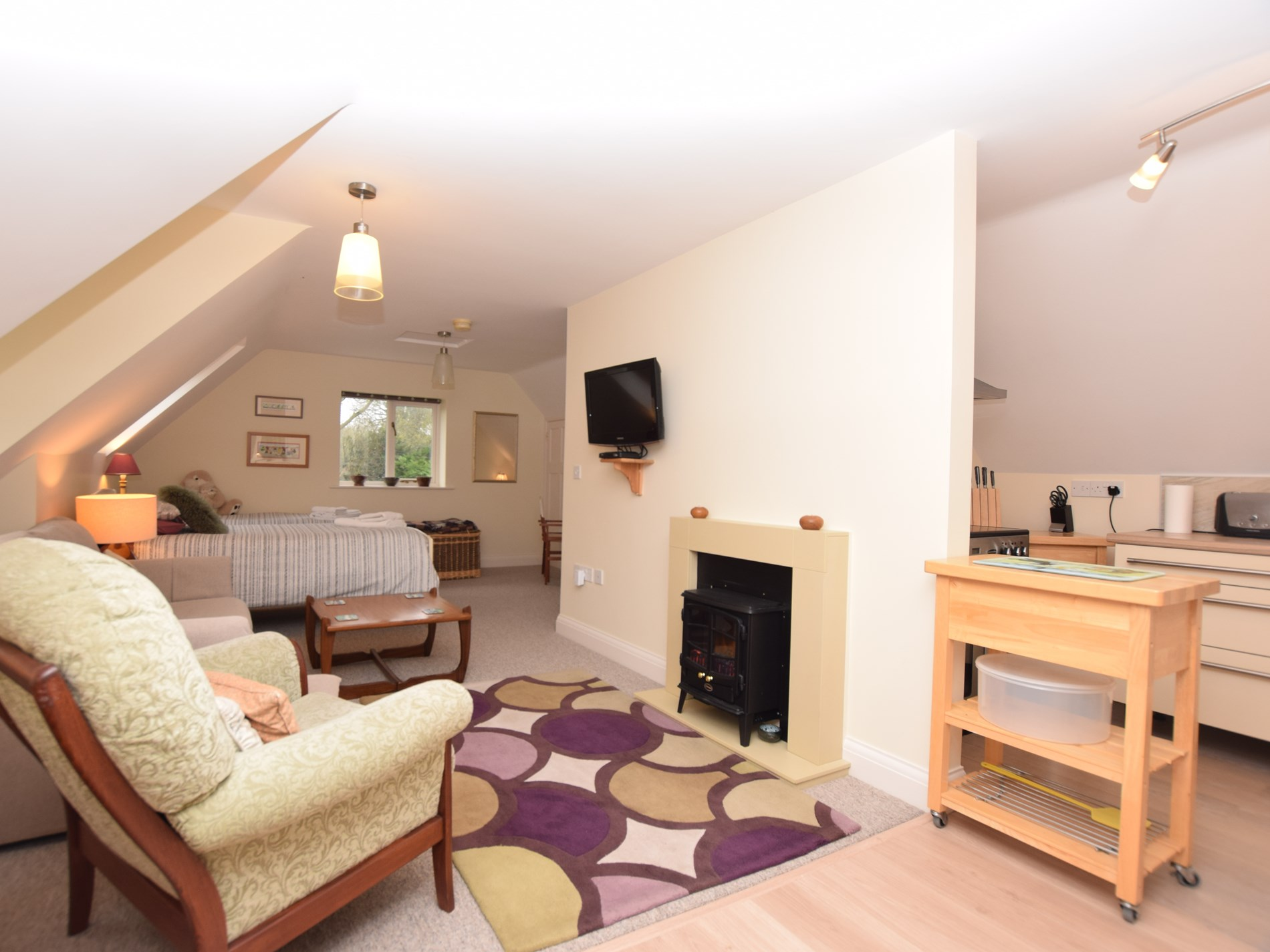 1 Bedroom Cottage in Fakenham, East Anglia