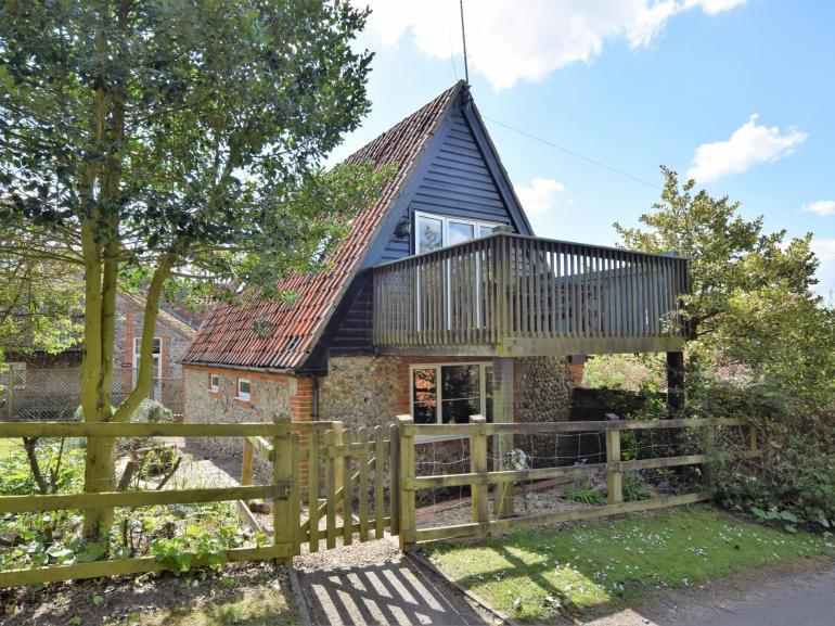 Characterful barn