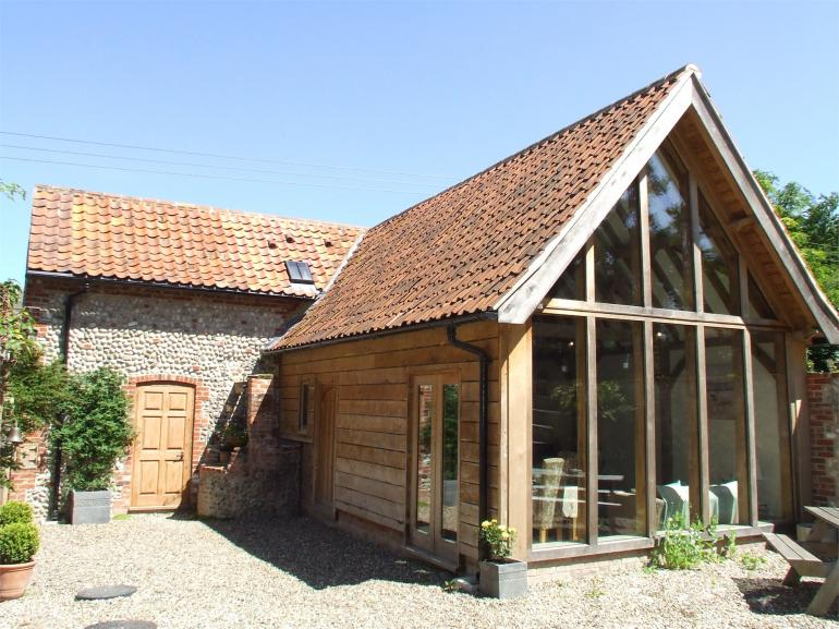Beatiful timber framed cottage