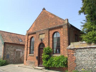 The Old Chapel - Norfolk (NCC40)